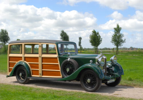 Rolls Royce Shooting Brake 25/30 1936