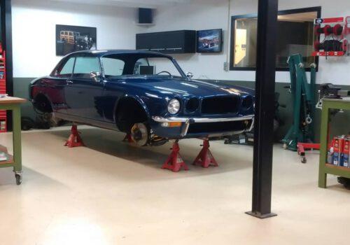 Jaguar XJ6 Coupe 4.2